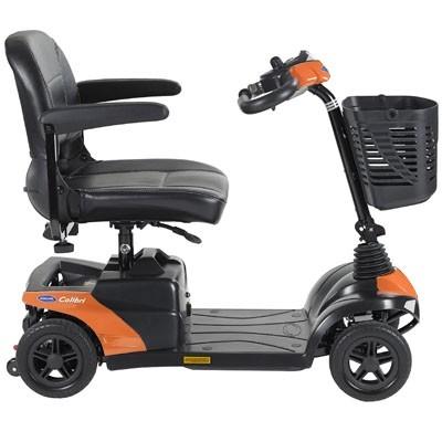 Quadriporteur Colibri 4 roue 18 AH Orange