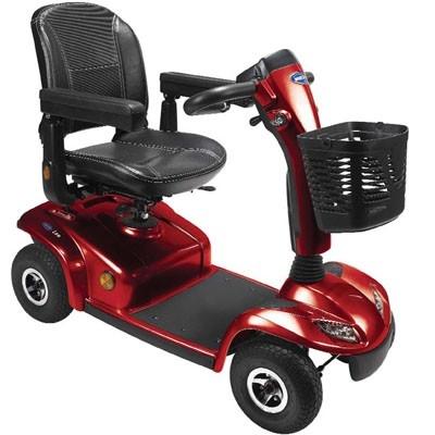 Quadriporteur Leo 4 roues Rouge