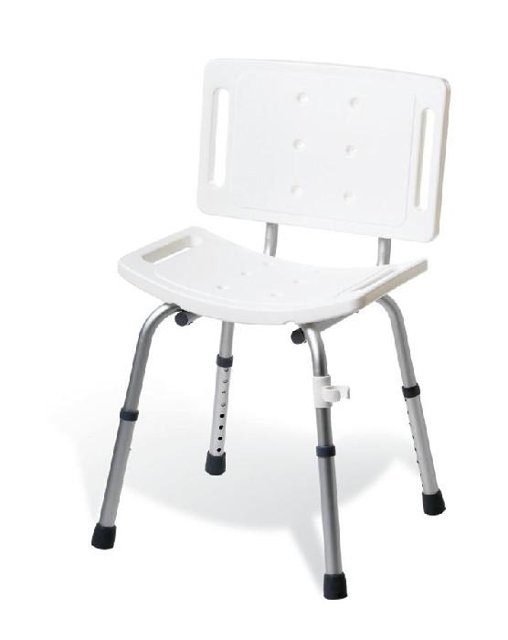 Chaise de bain avec dossier Guardian