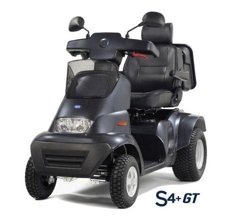 Quadriporteur S4+ GT