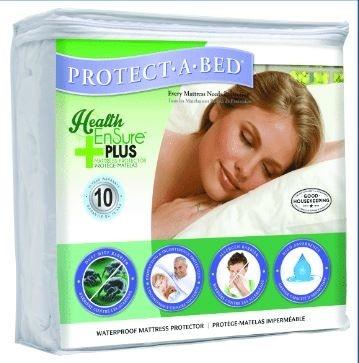 Protecteur de matelas Health Ensure Plus Queen