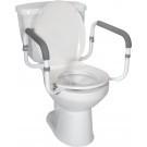 Cadre d'appui sur toilette Drive