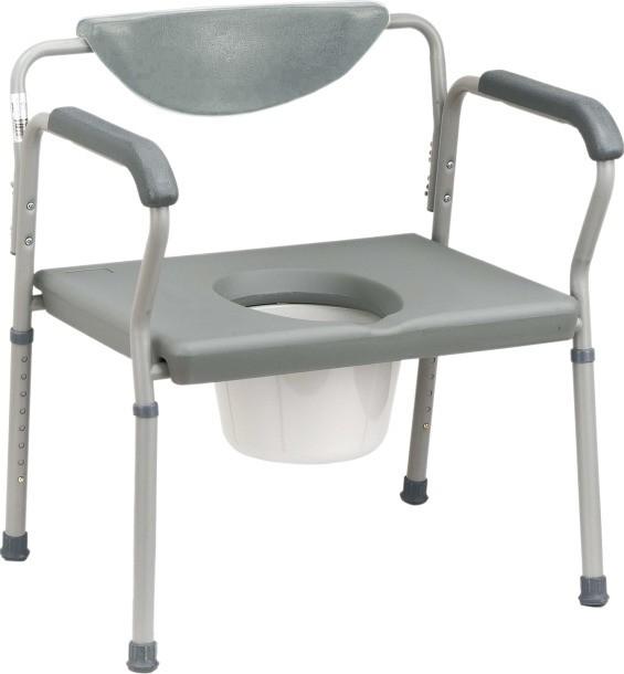 Chaise d'aisance bariatric