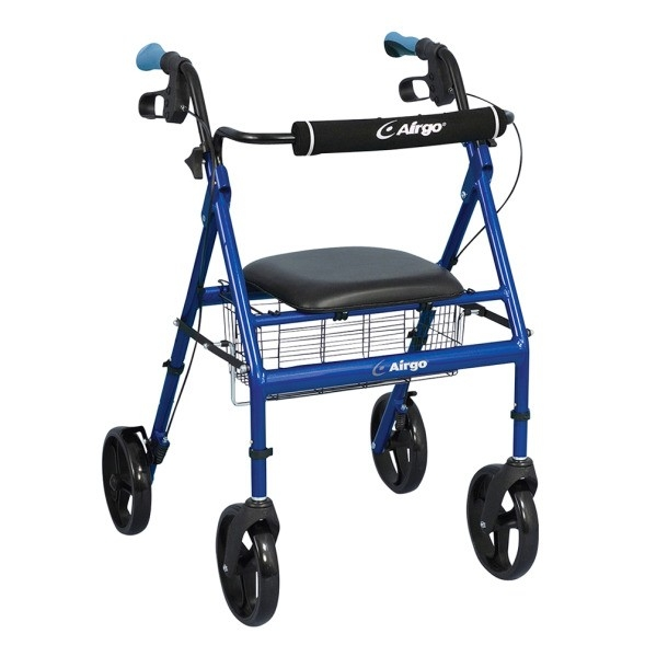 Ambulateur Airgo basic bleu pacifique