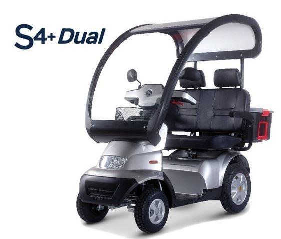Quadriporteur S4+ Dual