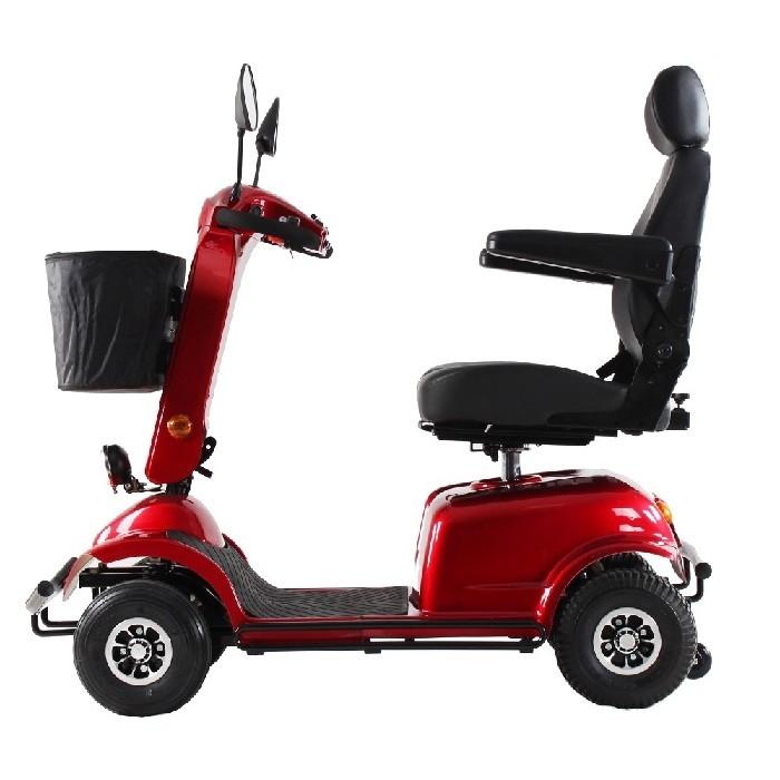 Quadriporteur ES500 Rouge