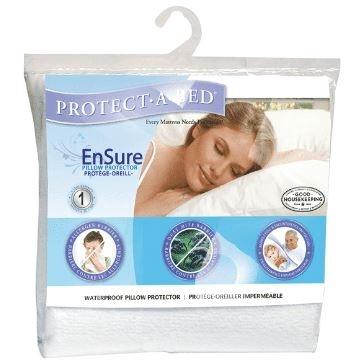 Couvre-oreiller  Health Ensure Queen