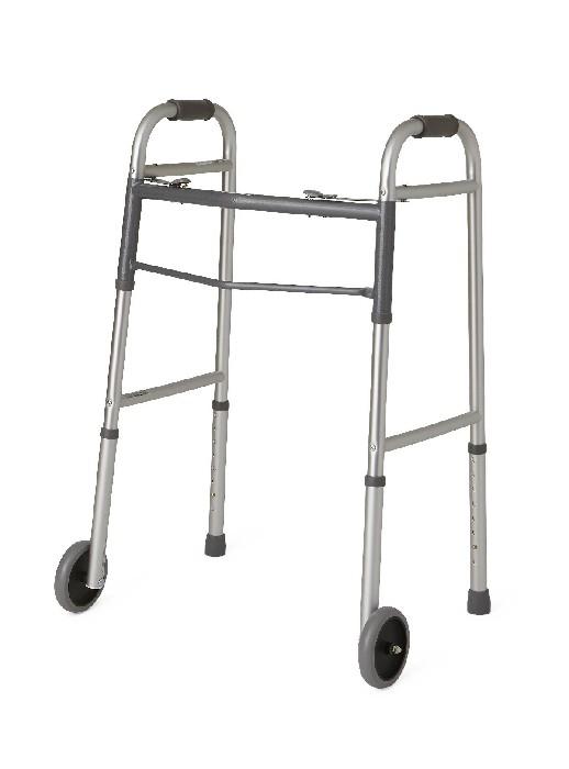 """Marchette avec roues 5"""" adulte"""