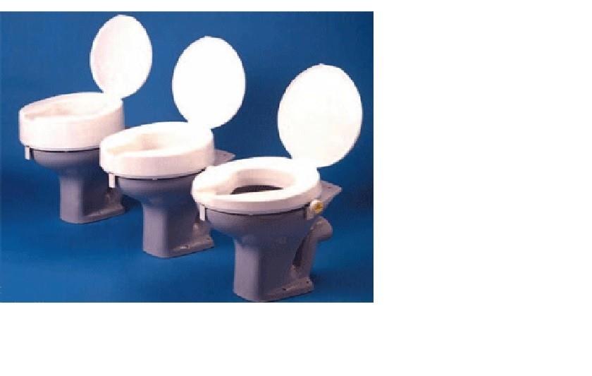 Siège de toilette Savanah 4''