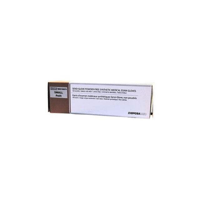 Gant vinyle S/P Sensicare (M) bte/100