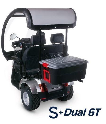 Quadriporteur S4+ DUAL GT